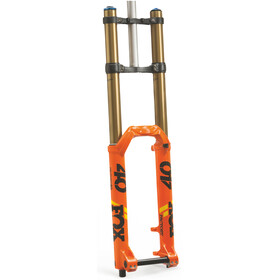 "Fox Racing Shox 40K Float F-S Grip2 Boost Fjedergaffel 27,5"" 203mm 20TAx110 Boost orange"